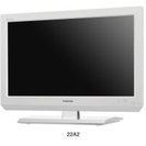 REGZAテレビ 白 人気の高性能22A2
