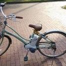 手渡しのみ・Panasonic電動アシスト自転車・無料で差し上げます