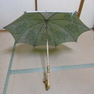 スワトウの日傘 新品同様