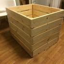 木製ボックス / 収納・インテリアに