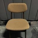 D-9 レトロ調椅子3脚セット 美品