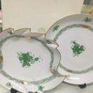 ヘレンド大皿2枚セット値下げしました⤴︎