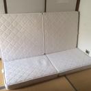 【美品】シングル ベッドマットレス