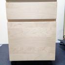 IKEA 木製オフィス引き出しユニット 使用半年(1万5千円相当)...