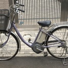 ジャンク◆ヤマハ PAS 電動自転車 X061
