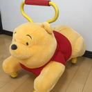 くまのプーさん ぬいぐるみ乗用玩具