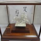 【純銀製】松◆光則作◆刻印あり◆オブジェ◆盆栽◆置物◆201g