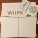 wii wiifit ソフト +  ボード  セット