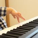 6月24日(金)キッズ親子リトミック+ピアノに触ろう