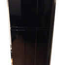【交渉中】ハイアール 冷蔵庫(ブラック) 2ドア JR-N100C