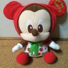 美品 ミッキーの人形