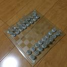 ガラス製 チェス