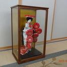 日本人形(ケース入り)