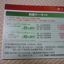 本田技研工業株主優待券(鈴鹿サーキットまたはツインリンクもてぎの利用券)