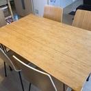 IKEAダイニングテーブル譲ります‼︎