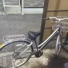 学生の自転車