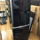 2009年 三菱冷蔵庫 370L 自動製氷機能付き