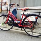 値段交渉可!あしたの13:30に京都駅に取りに来れる方限定!自転車!