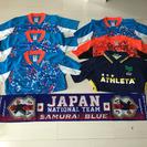 【新品】サッカーTシャツ等セット!