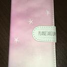 (新品・未使用品)iPhone手帳型ケース/5•5S•SE