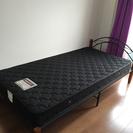 【交渉中】ニトリのシングルベッド