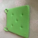 IKEA イケア シートクッション チェアパッド 6個セット