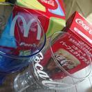 【値下】コカ・コーラペアグラス