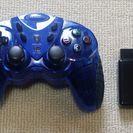 PS2 ゲームテック ワイヤレス アナログ連射コントローラ