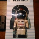 ASIMO セキュリティーアラームとライト
