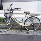 自転車 シティサイクル 訳あり