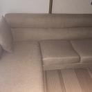 値下げしました。3人掛けソファー試用期間一年未満