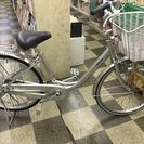 [3189]ブリヂストン シティサイクル 軽量アルミフレーム 24...