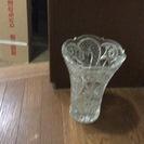 クリスタルの花瓶 6/26 午前9時から午後4時限定