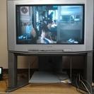 テレビ+サラウンドスピーカー差し上げます