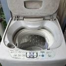 0円! 洗濯機
