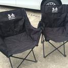 椅子 キャンプやバーベキューに!