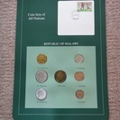 世界の国々のコイン・セット (Co...