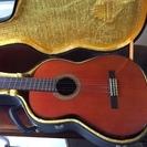 自宅引き取り限定◯美品クラシックギター、ハードケース付き◯三越にて...