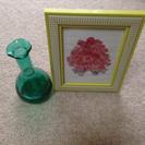 花瓶&フォトフレーム