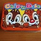 【新古】chip'n daleの空き缶