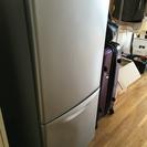 受付終了 ナショナル  2ドア冷蔵庫