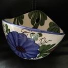 イタリア陶器鉢カバー