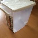 米びつ10kg 未使用品