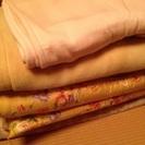 シングル布団、毛布