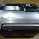 ビクターHDDビデオカメラ 光学40倍デジタル200 倍 動作確認...