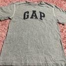 GAPグレー半袖シャツ