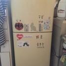 一人暮らし用冷蔵庫差し上げます