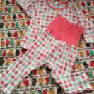 80 長袖パジャマ