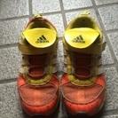 20センチ アディダスの靴です!