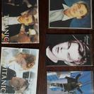 レオナルドディカプリオのポストカード